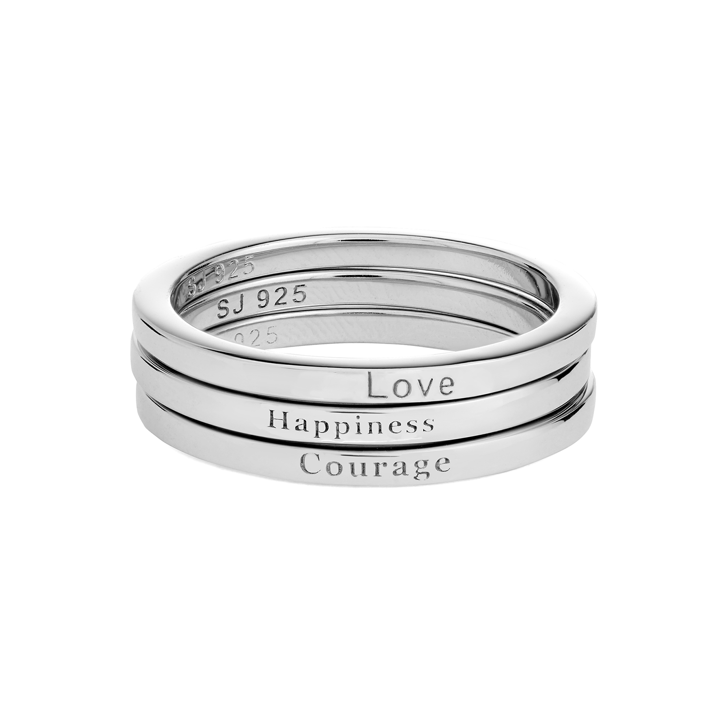Synergy stacking rings