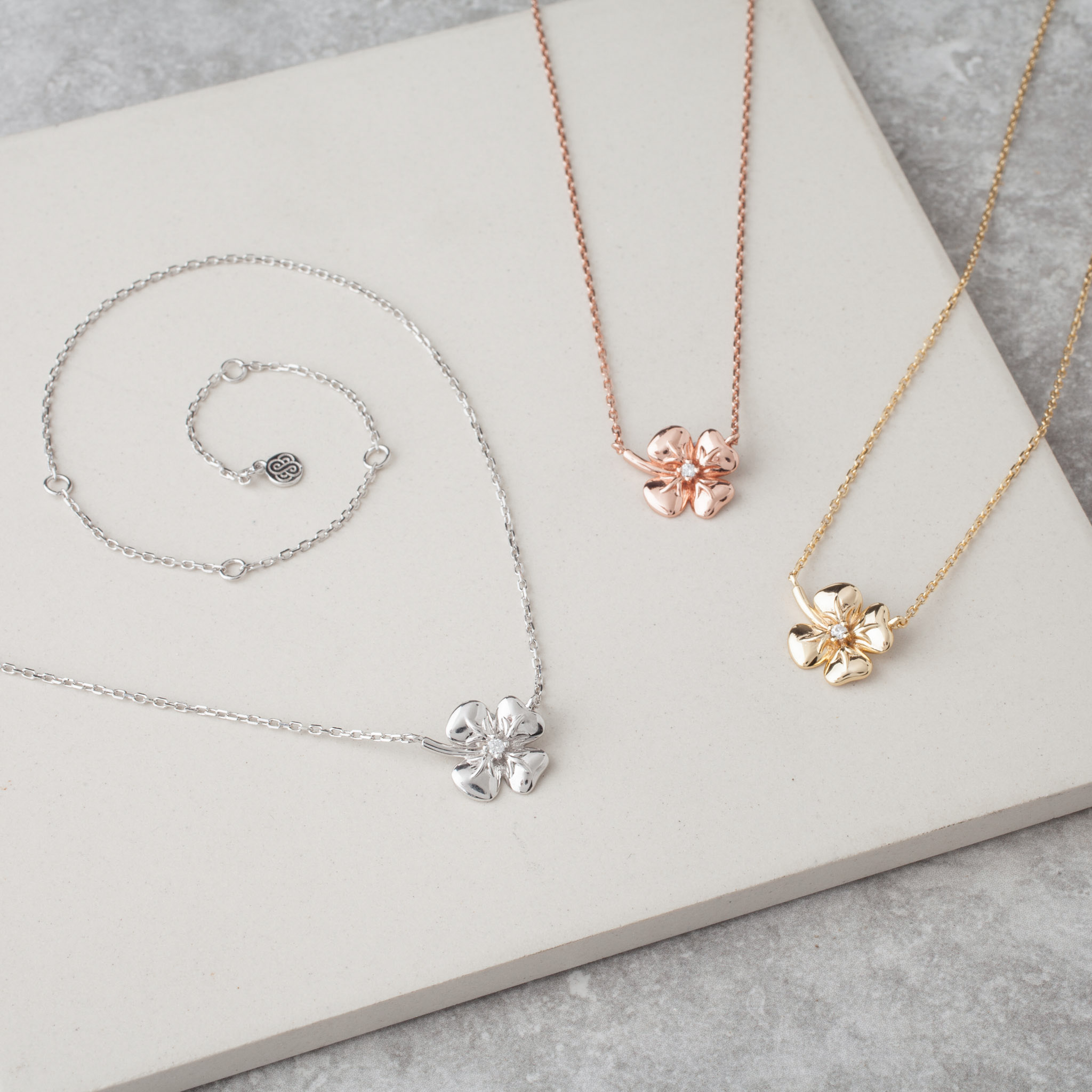 Clover Necklaces